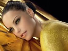 Золото нации в студии красоты