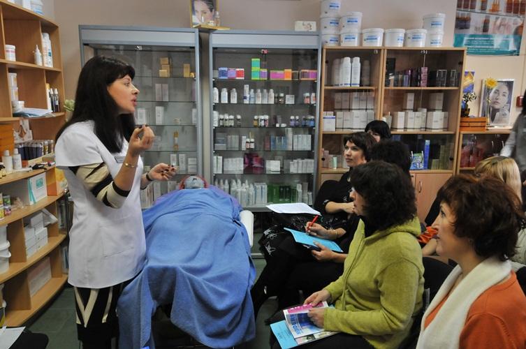 Вы просматриваете изображения у материала: Леди Лэнд, обучающий центр и дистрибьютор европейских марок профессиональной косметики