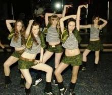 New Project, танцевальная школа