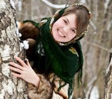 Русская красавица, креативная студия
