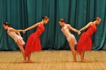 Хрустальный башмачок, детский театр танца