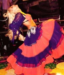 Чара, студия восточного танца