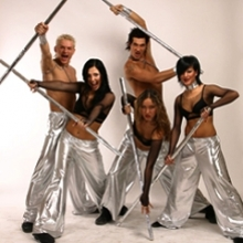 Flexx 5, танцевальная школа