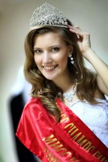 Финал конкурса Мисс Преображение Университетов 2013